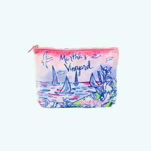 NWT Lilly Pulitzer Destination Pouch